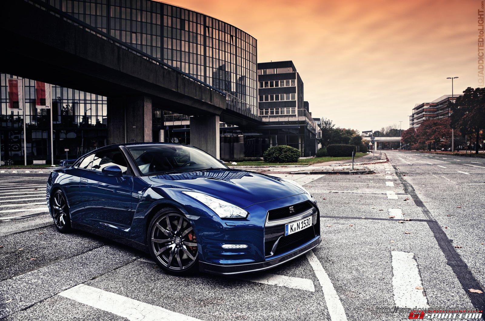 Nissan GTR 2013 Desktop Background Wallpaper