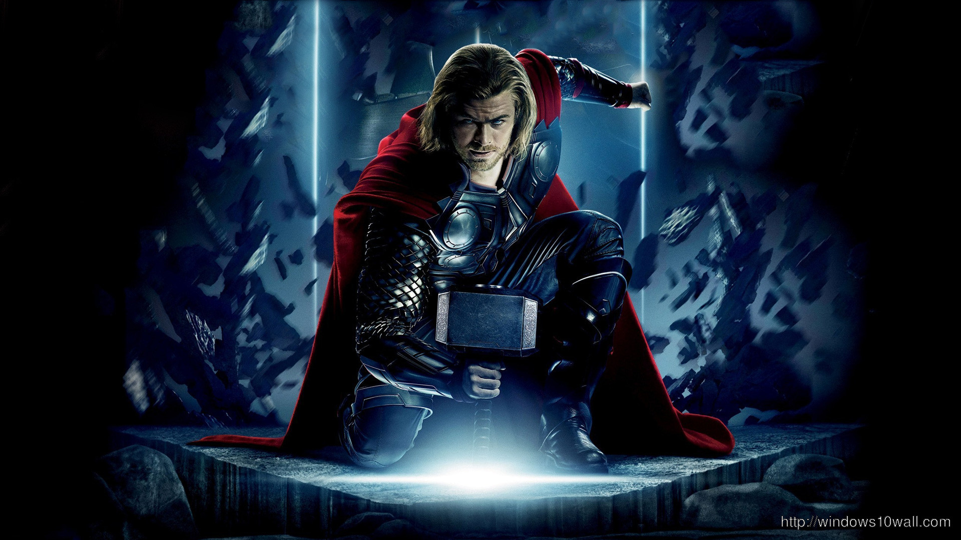 3d Thor Movie Hammer Wallpapers Hd: Thor Movie Background Wallpaper