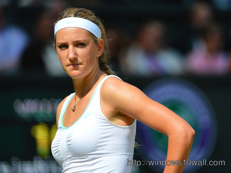 Tennis Star Victoria Azarenka Hot Pic