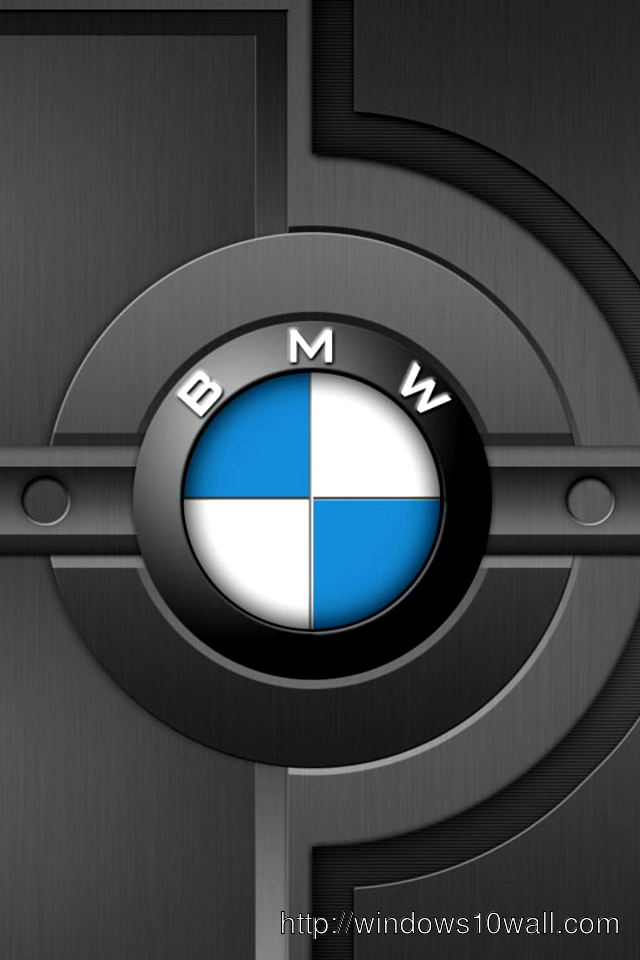 BMW iPhone Logo Wallpapers