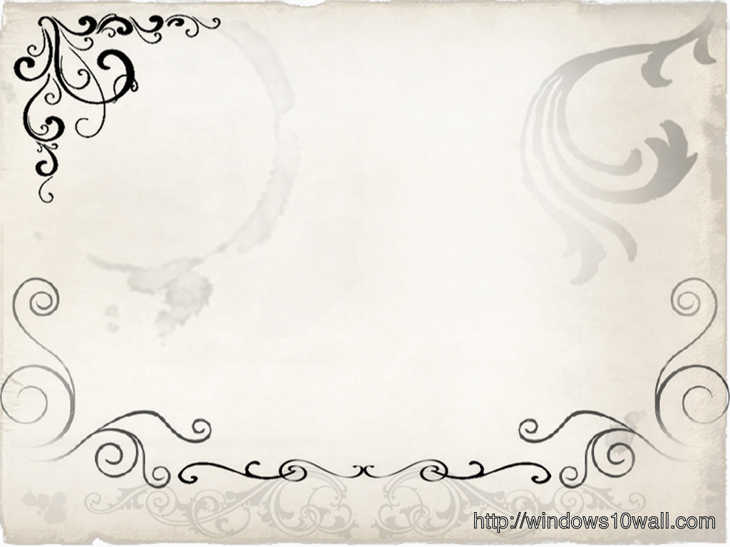 Superb Chilling Paper Boder Design Background Wallpaper