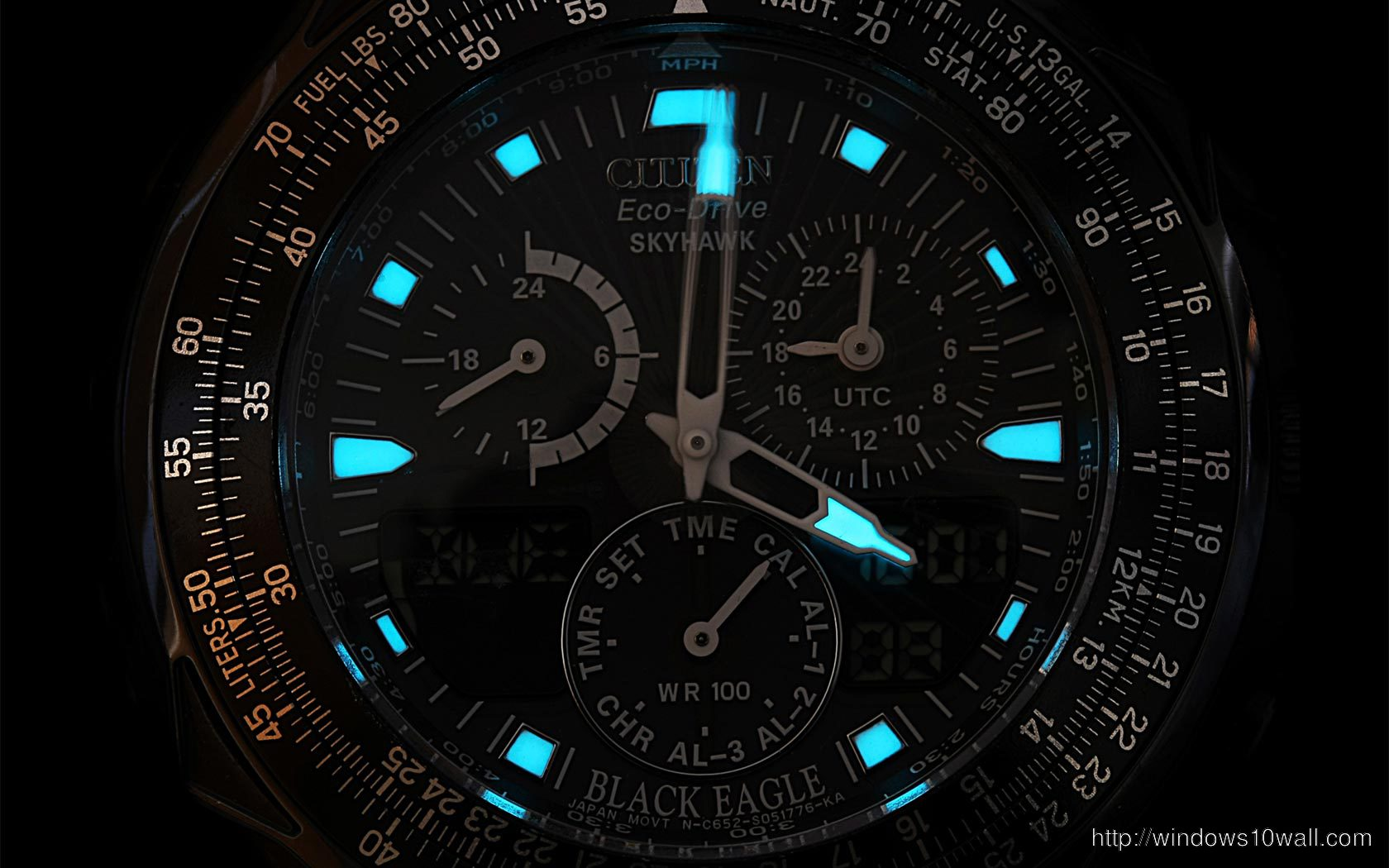 Black Watch Background Wallpaper