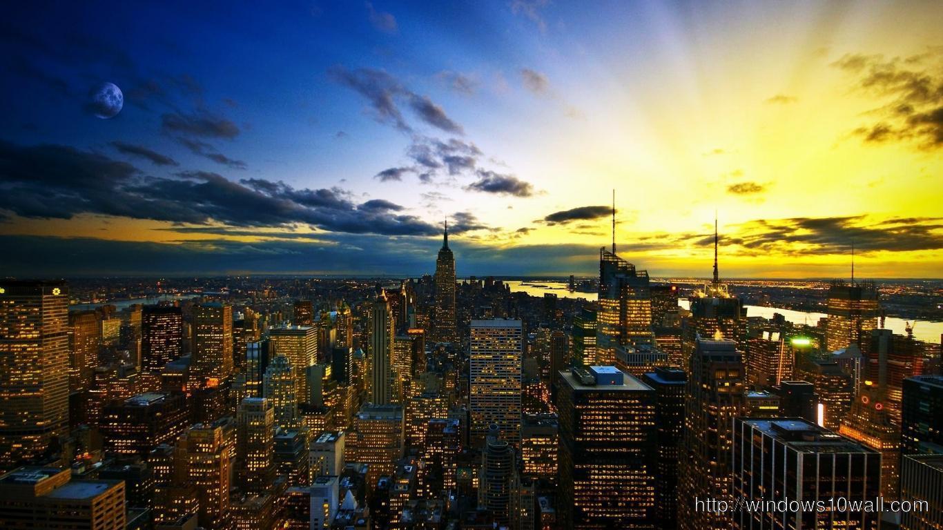 Gorgeous New York Wallpaper Windows 10 Wallpapers