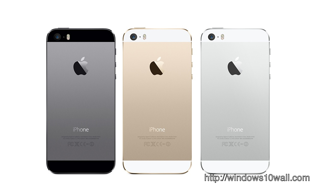 Apple Presents iPhone 5S and 5C