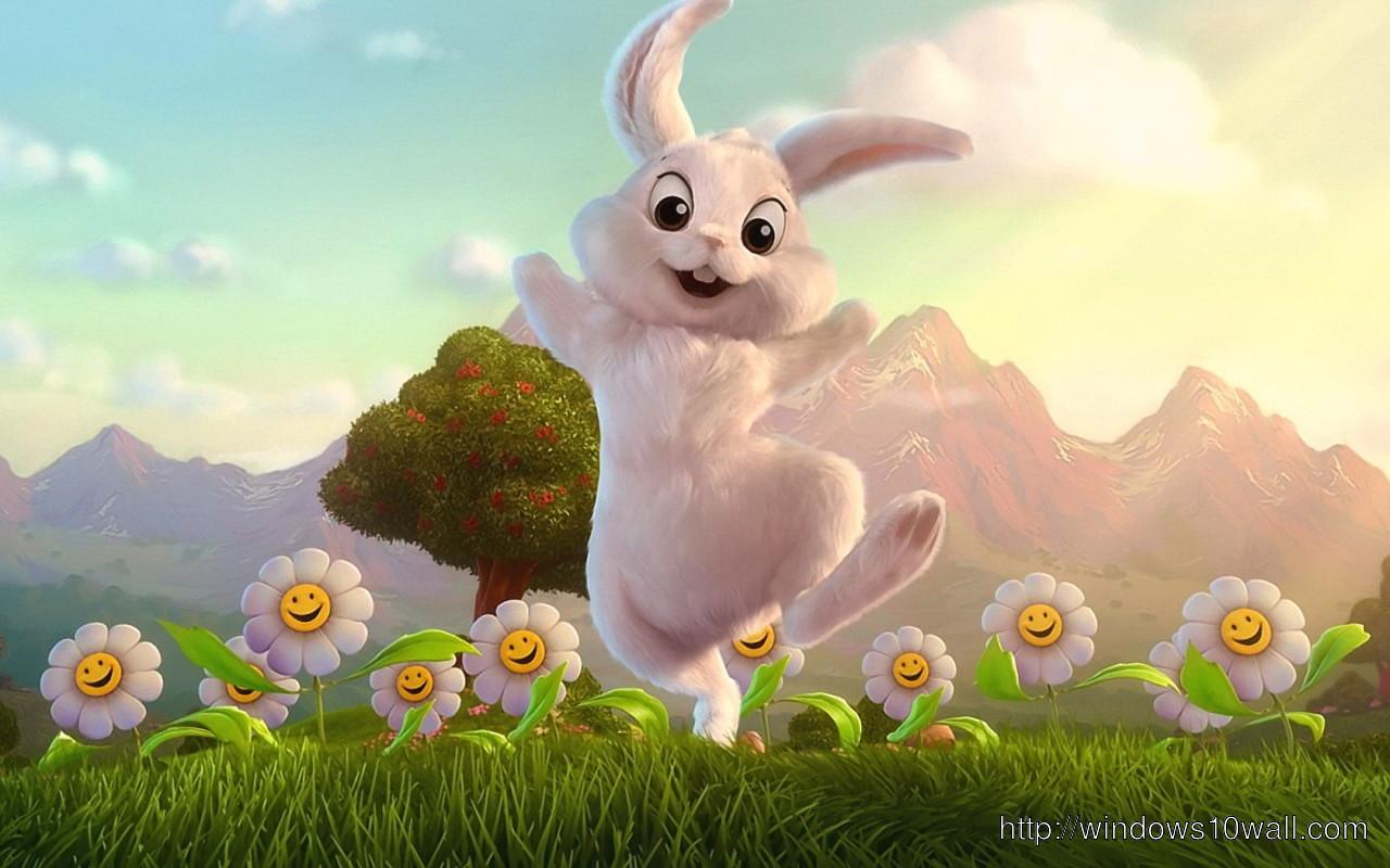 Wallpaper Rabbit