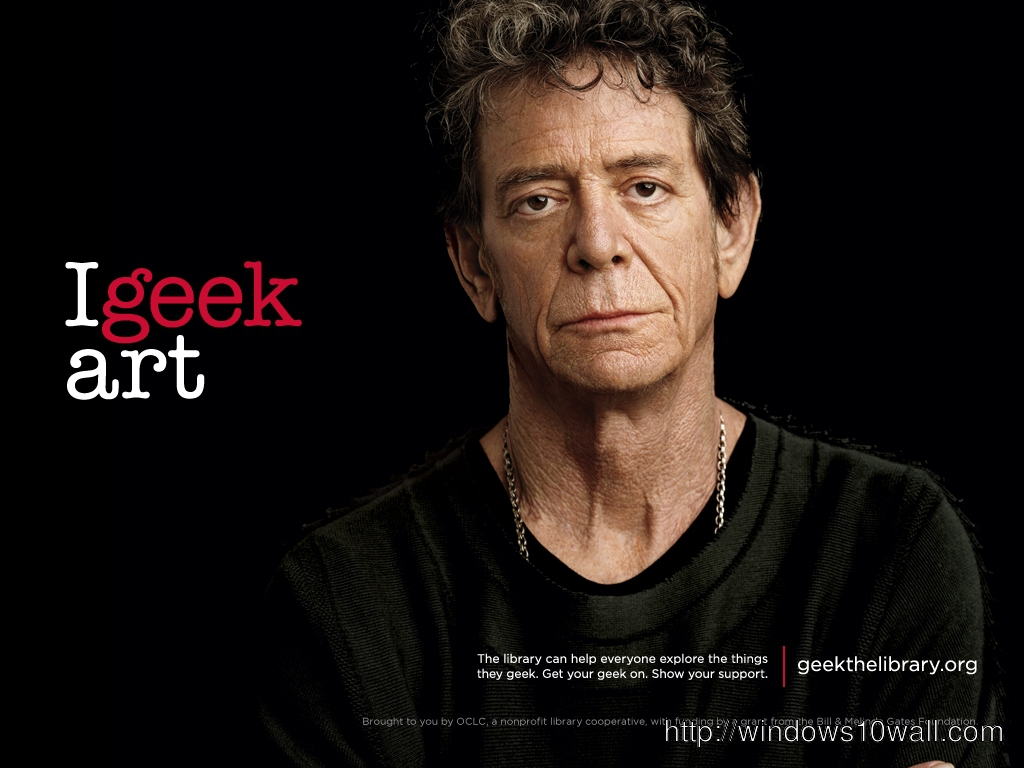 Lou Reed Wallpaper