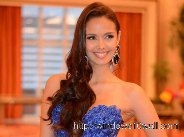 Megan Young Crowned Miss World Philippines 2013 Wallpaper