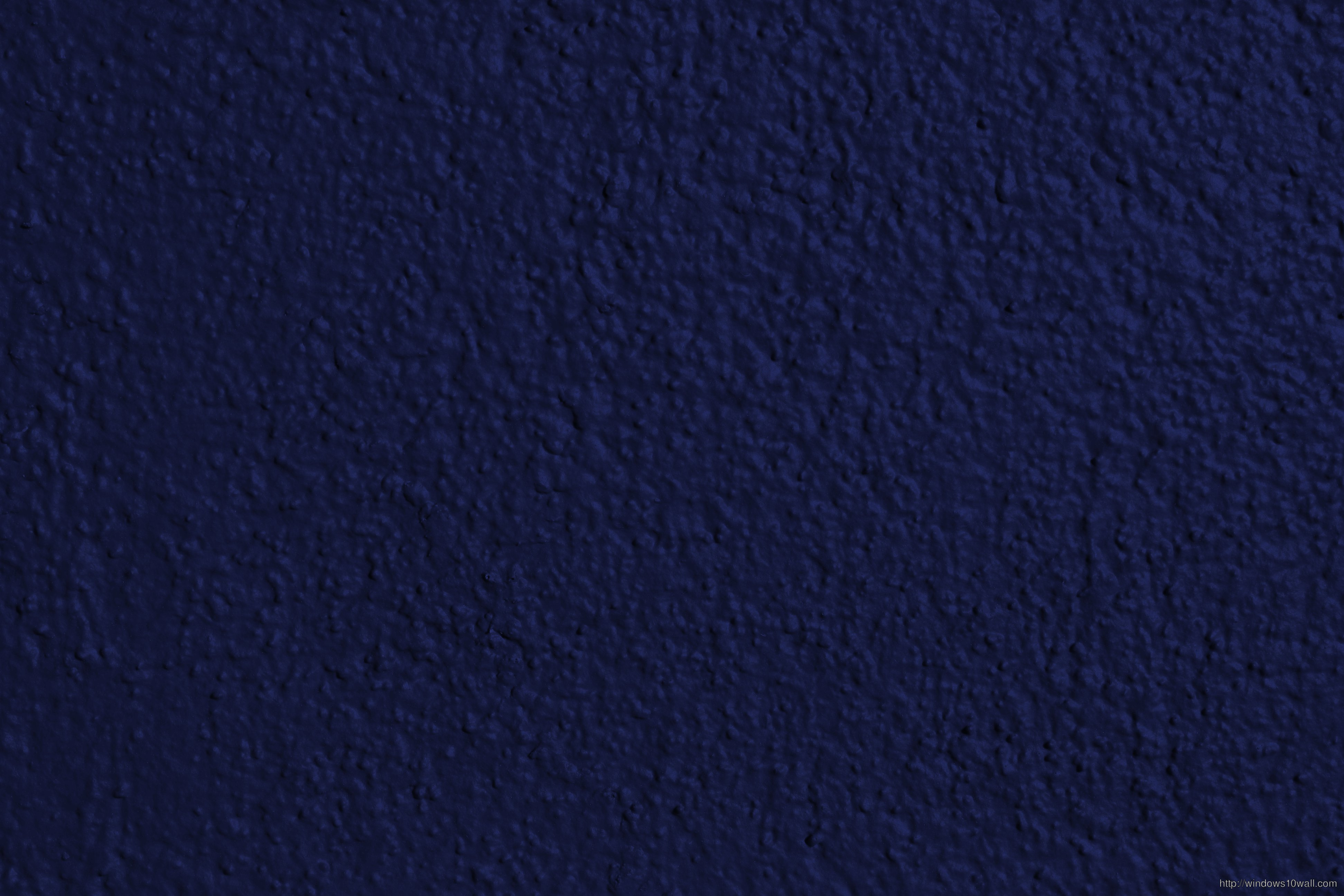 Navy Blue Painted Wall Texture