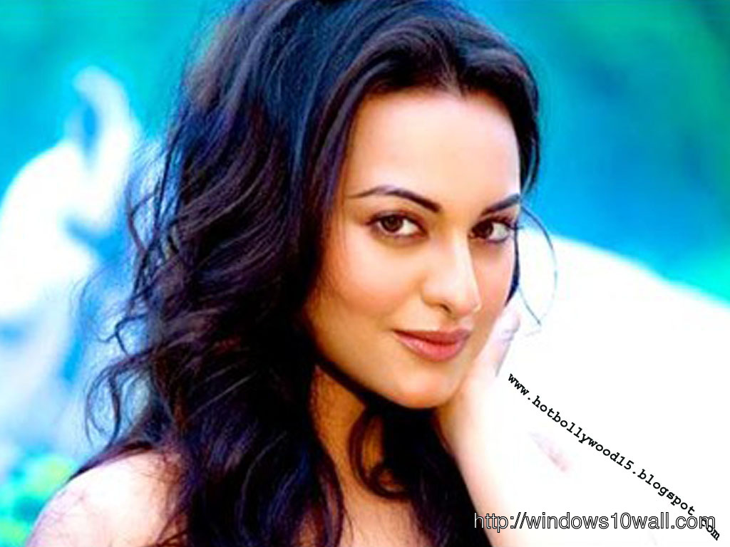 Bollywood actress Donakshi Sinha Hot Background Pic