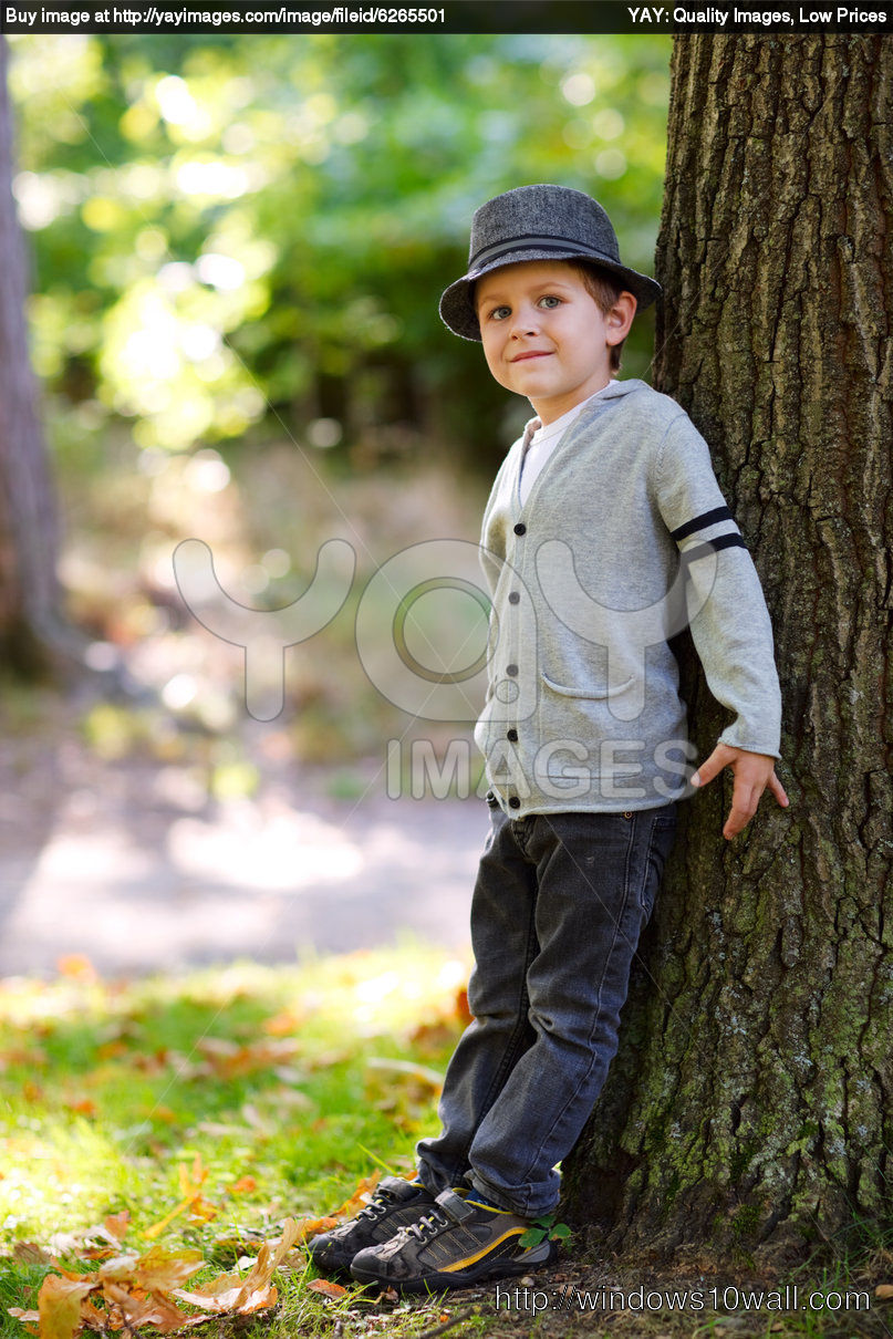 Well Dressed Boy Picture