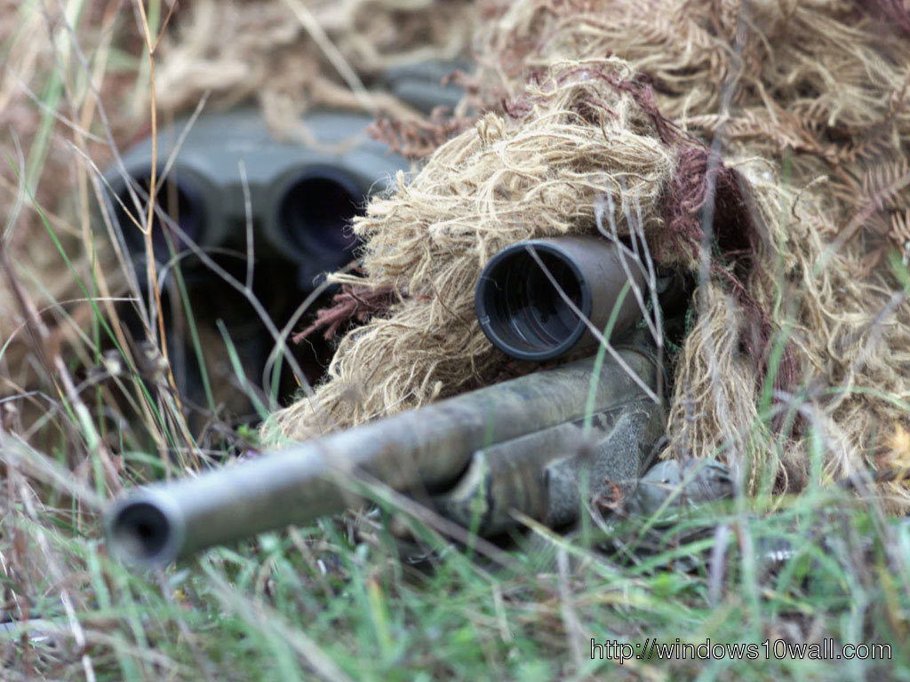 Us Army Sniper Background Wallpaper
