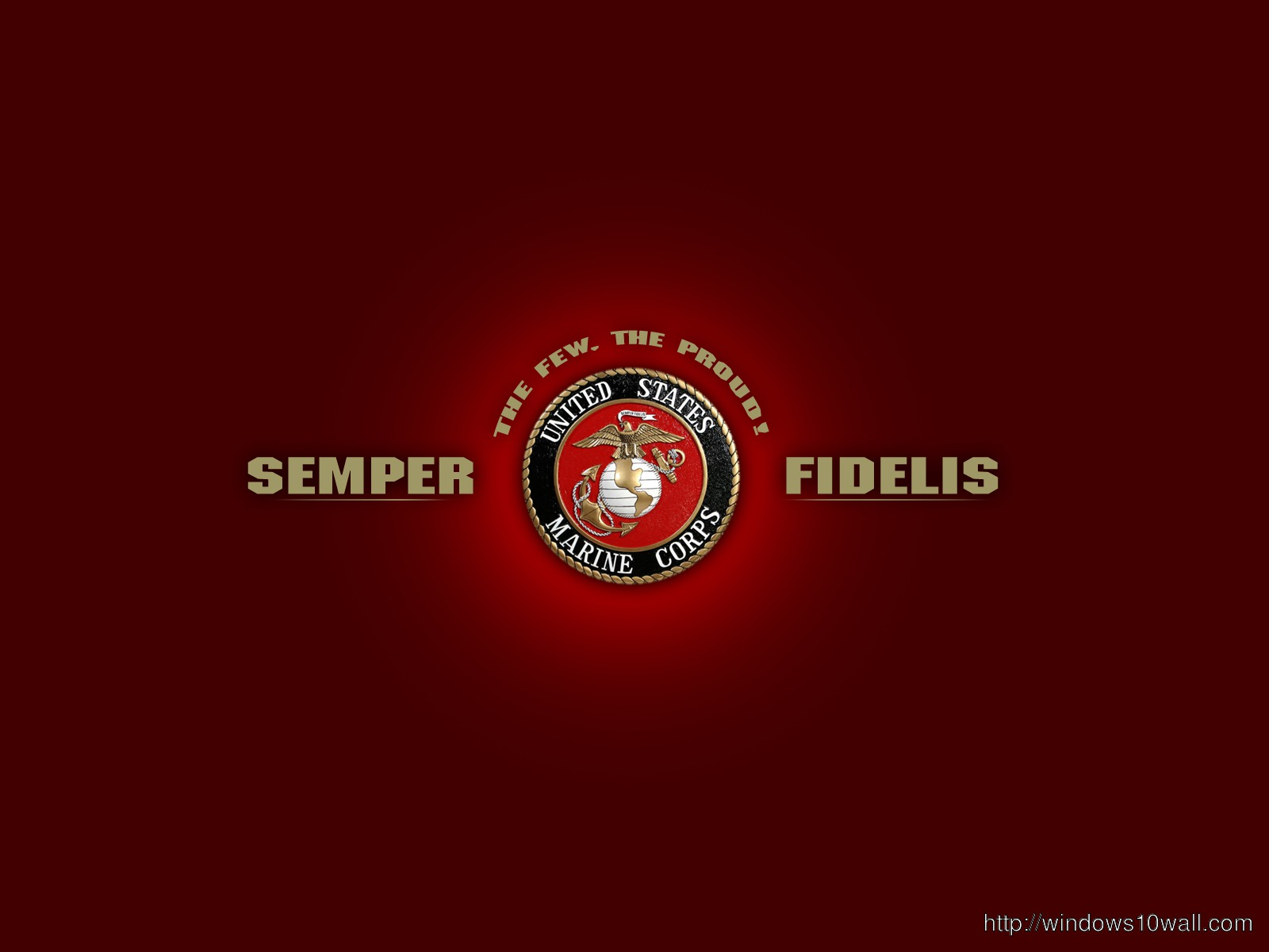 US Marine Corps HD Background Wallpaper