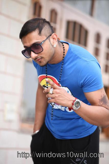 Yo Yo Honey Singh Hairstyle Wallpapers
