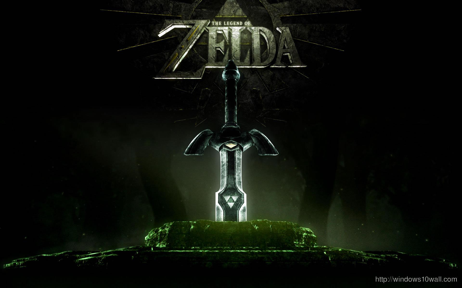 Wallpaper Zelda