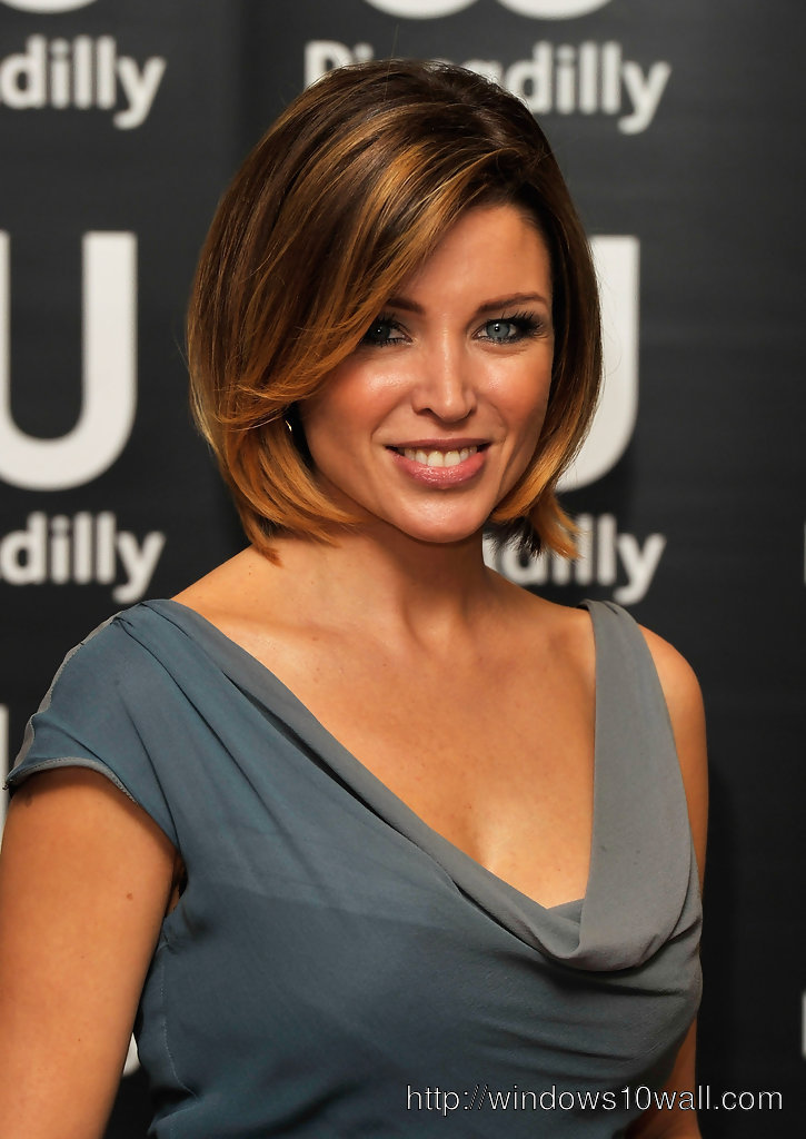 Short Haircuts For Women with Bangs 2013