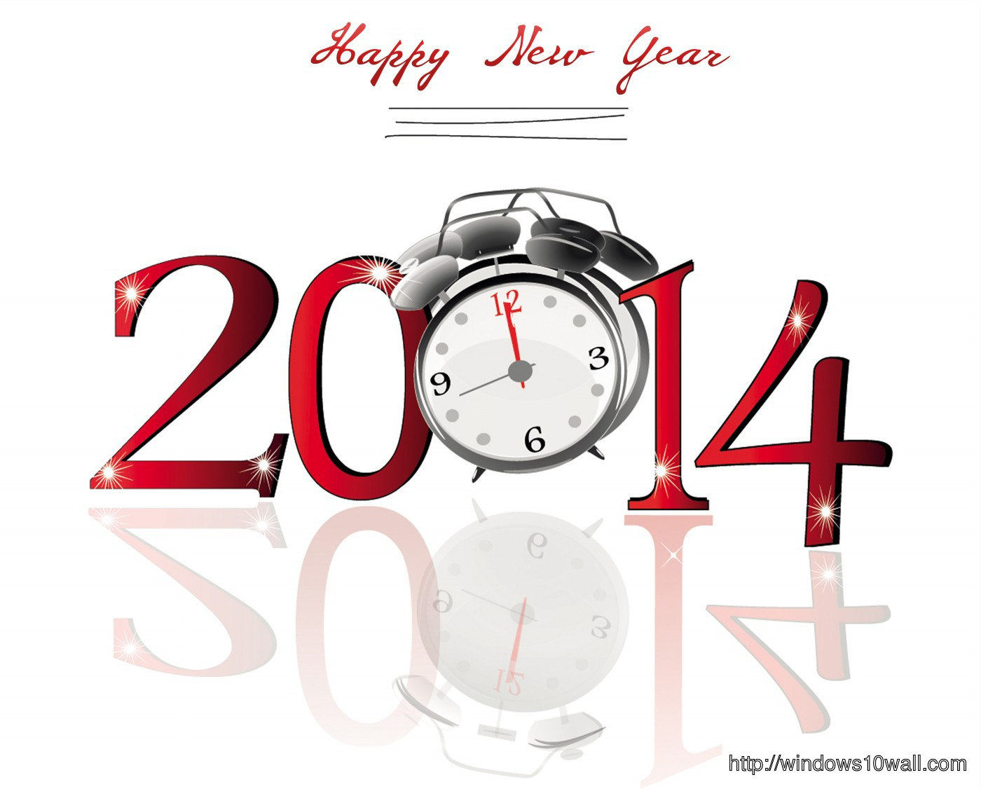2014 Happy New Year Background Picture