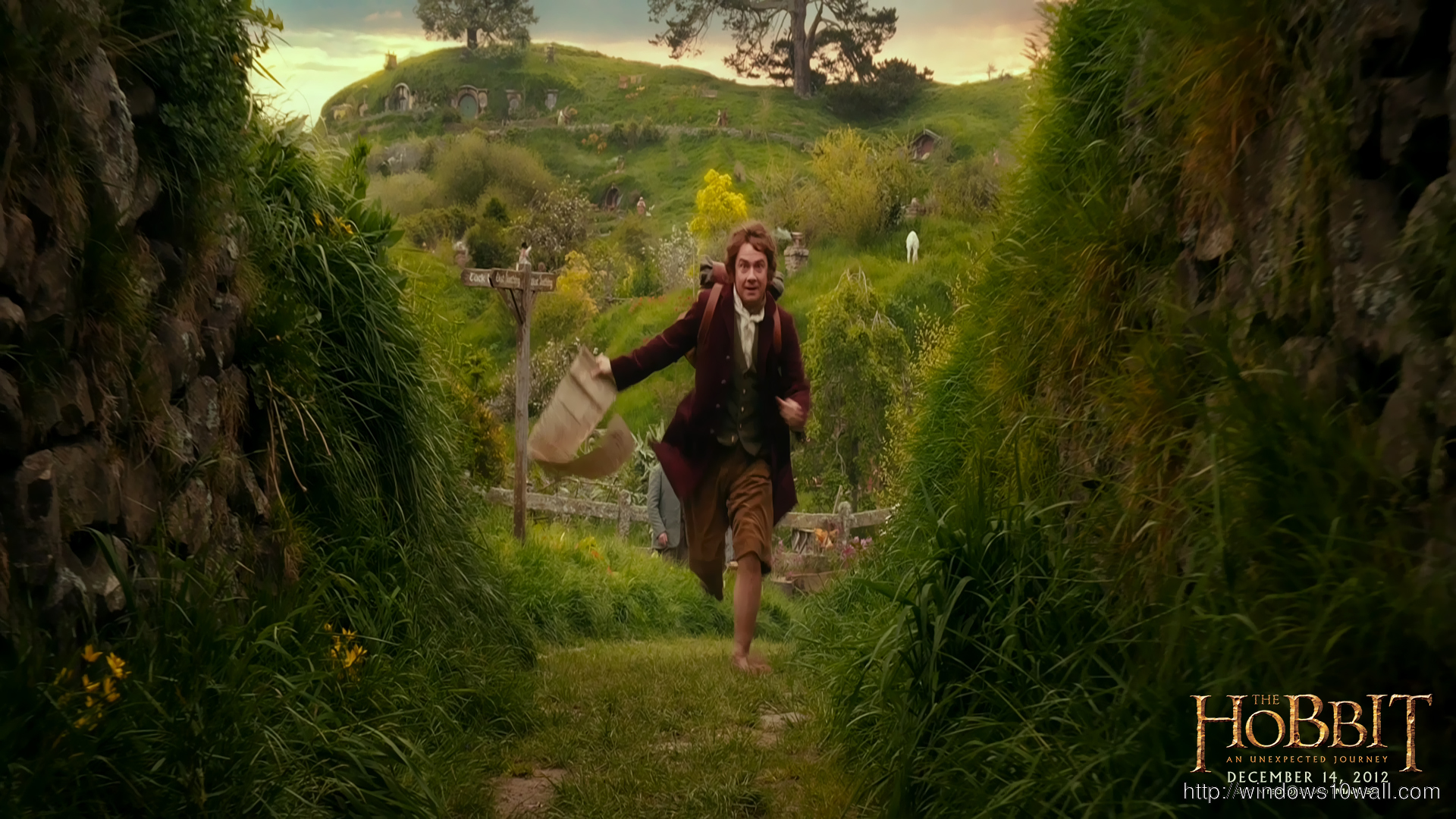 the hobbit an unexpected journey hd wallpaper - windows 10 wallpapers