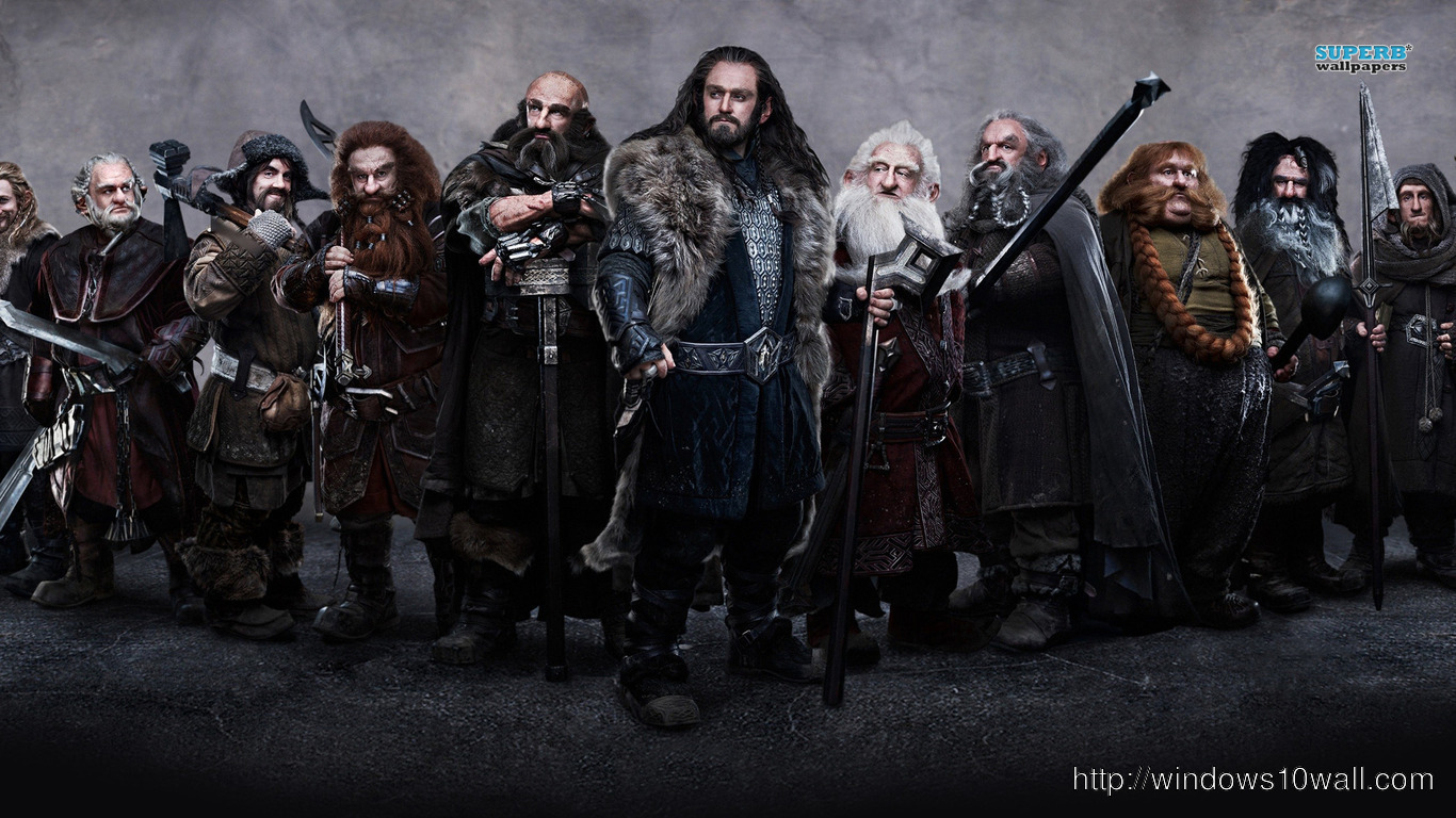 The Hobbit Background Wallpaper