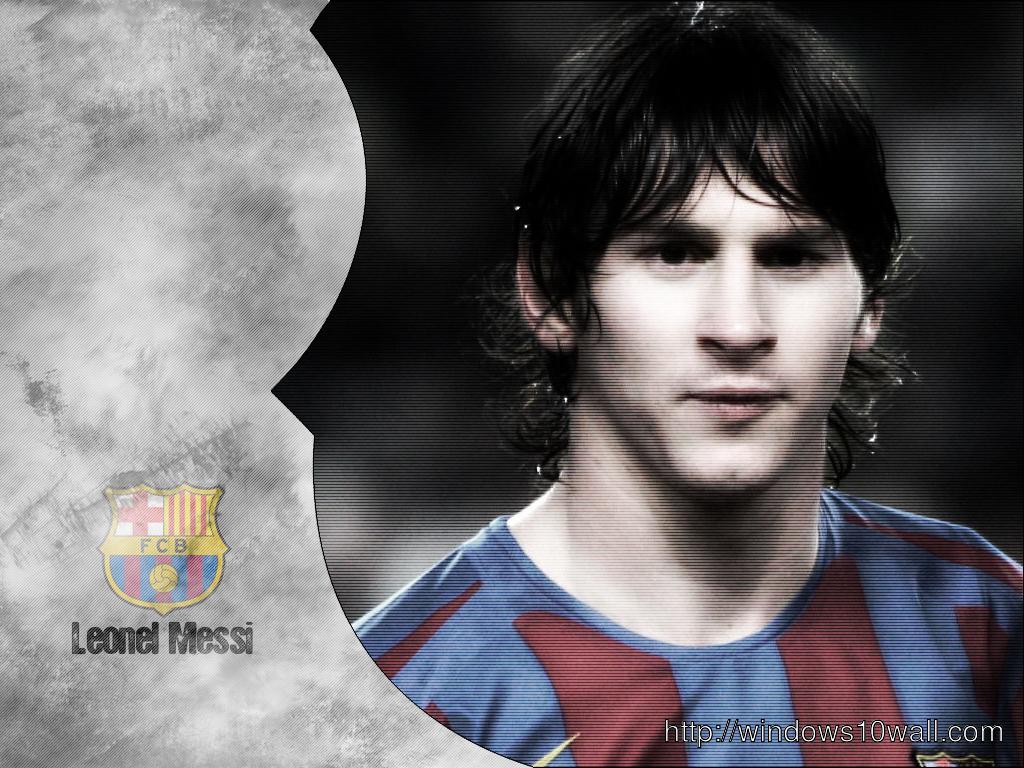 Lionel Messi HD Background Wallpaper
