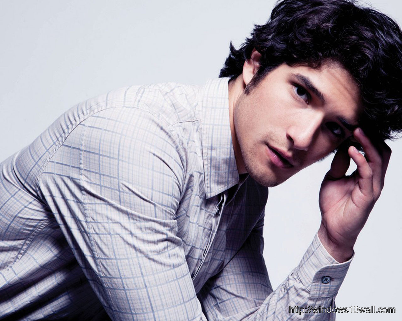 Smarty Tyler Posey Background Wallpaper