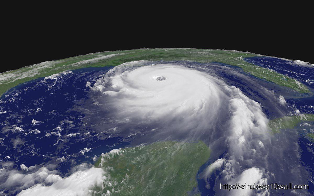 Hurricane Katrina devastation: