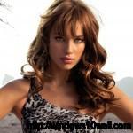 Irina Shayk Background Pic