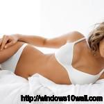 Irina Shayk Hot Background Wallpaper