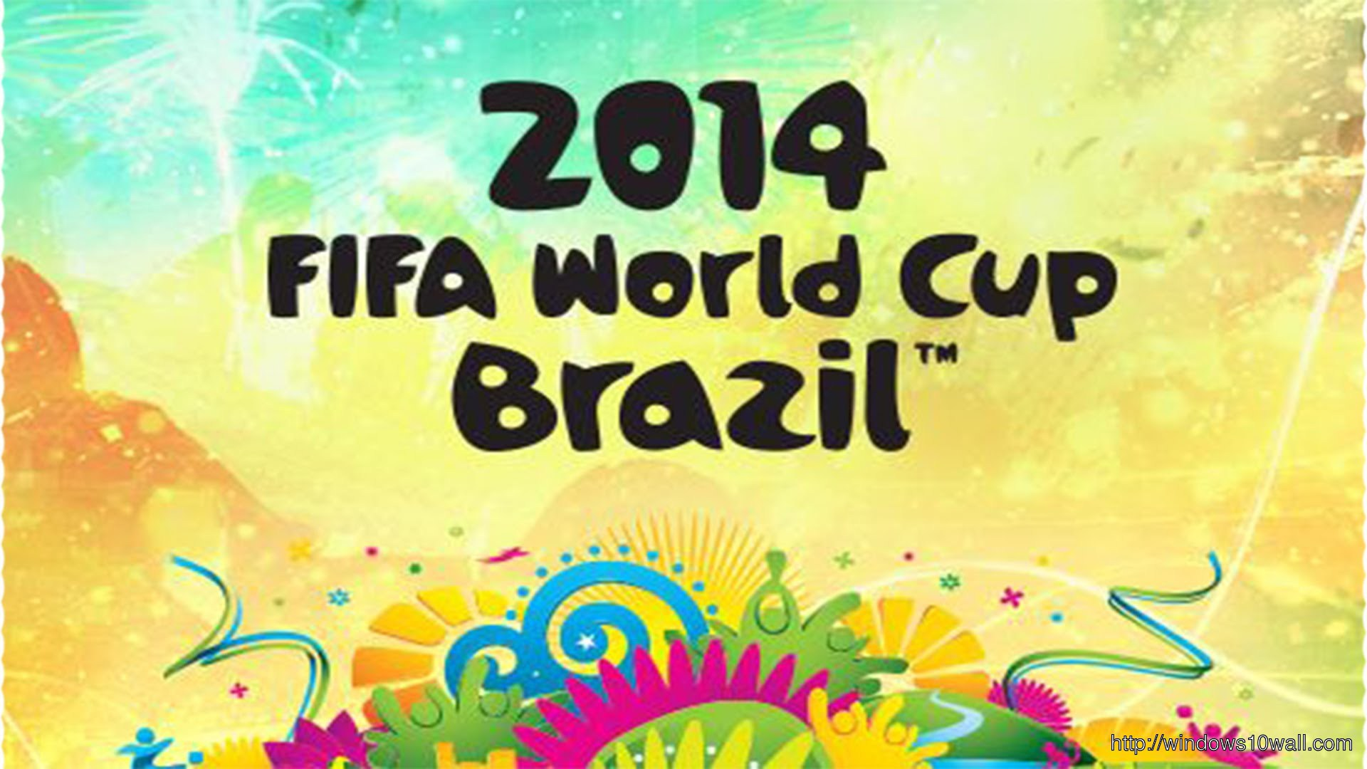 2014 FIFA World Cup Brazil Wallpaper