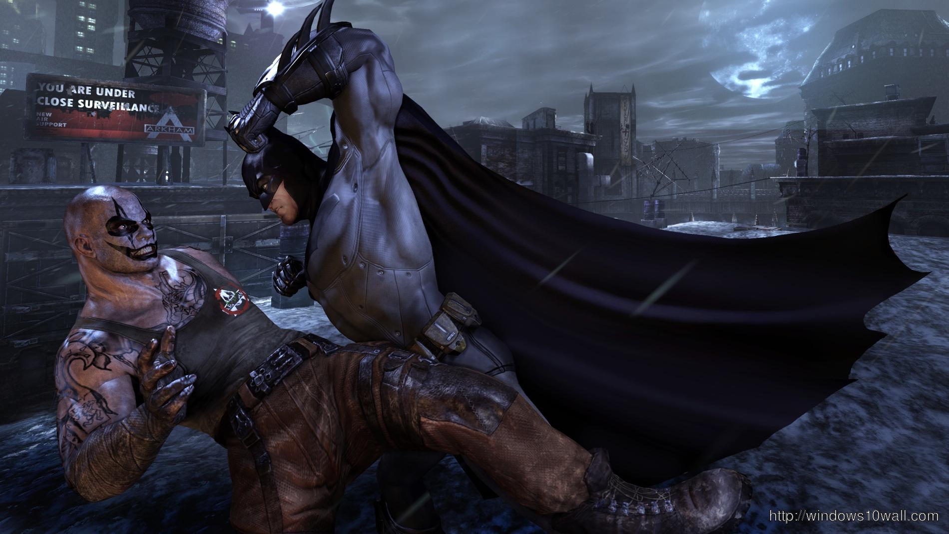 batman arkham city wallpaper iphone