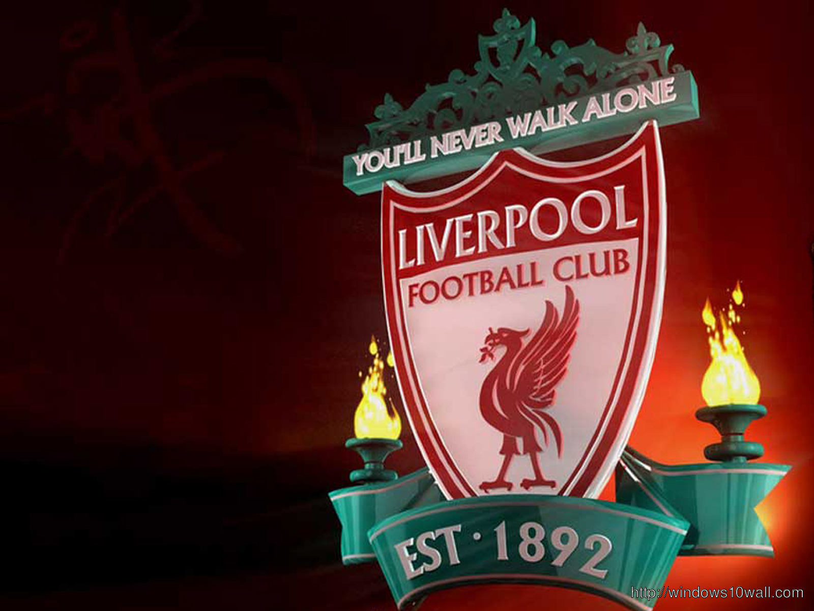 Best Of Liverpool FC HD Wallpaper