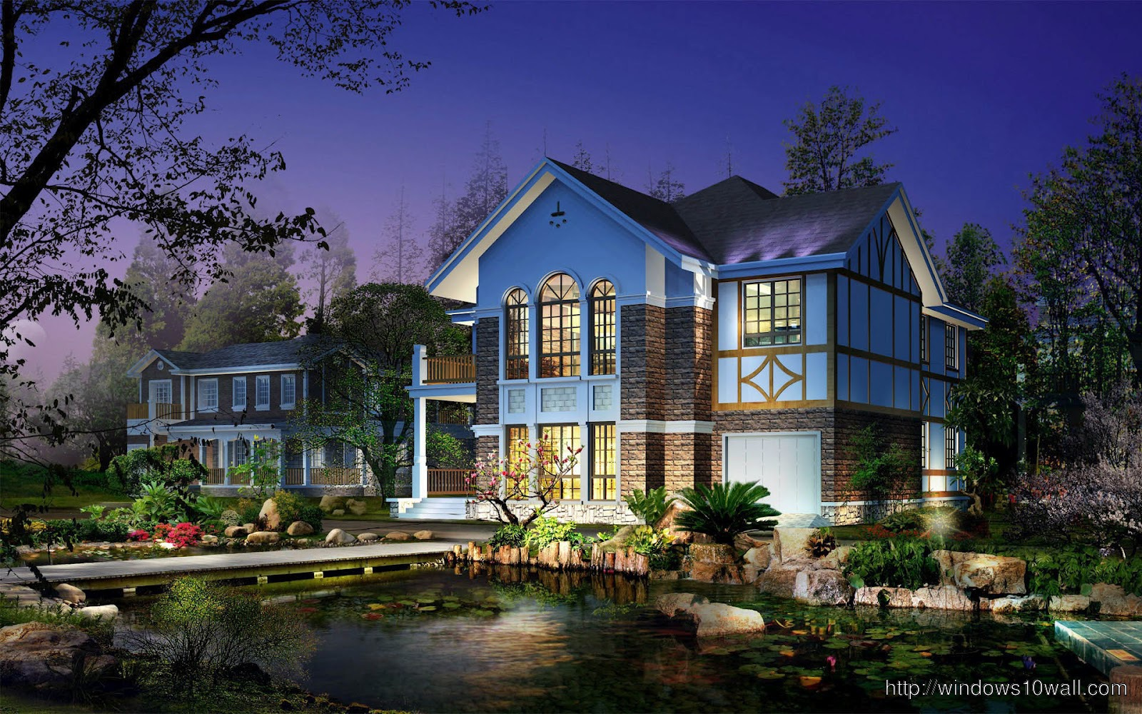 Best-top-desktop-3d-houses-hd-3d-homes-Wallpaper