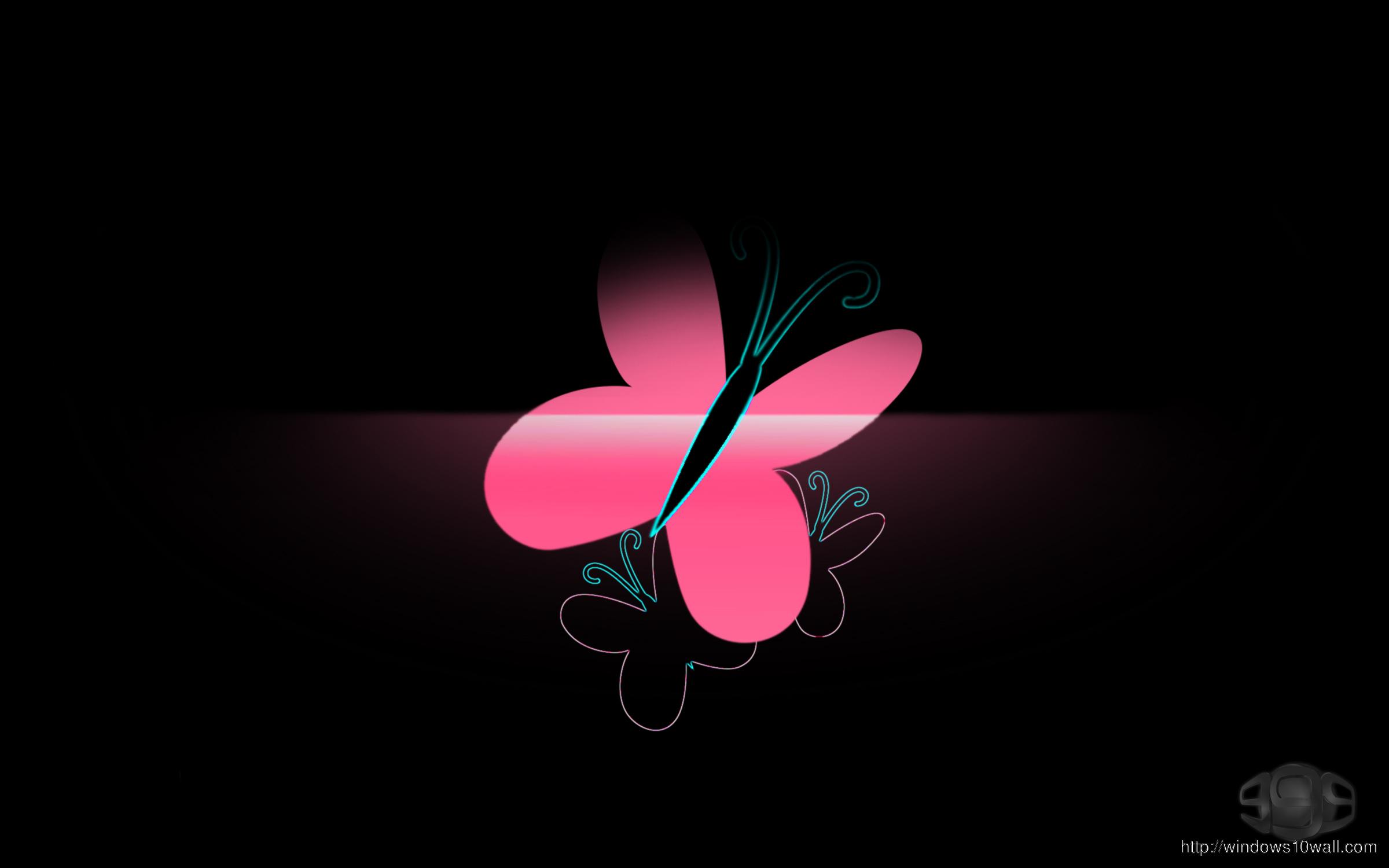 Black Pink Full Hd Free Wallpaper Windows 10 Wallpapers