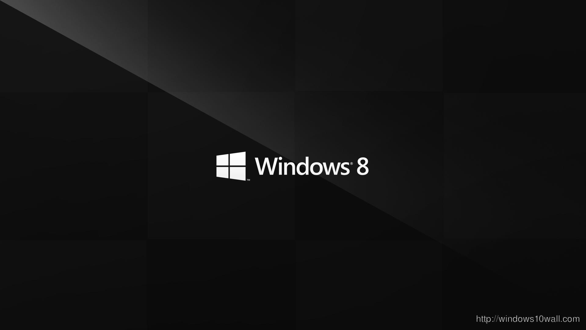 Black-Windows-8-Background-HD-Free-Wallpaper