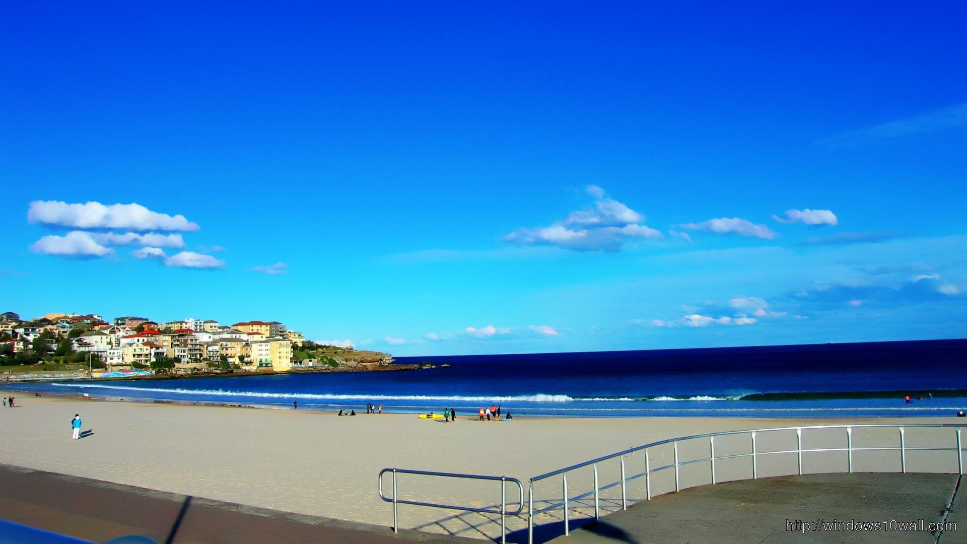 Bondi Beach Sydney Australia WideScreen HD Wallpaper ...