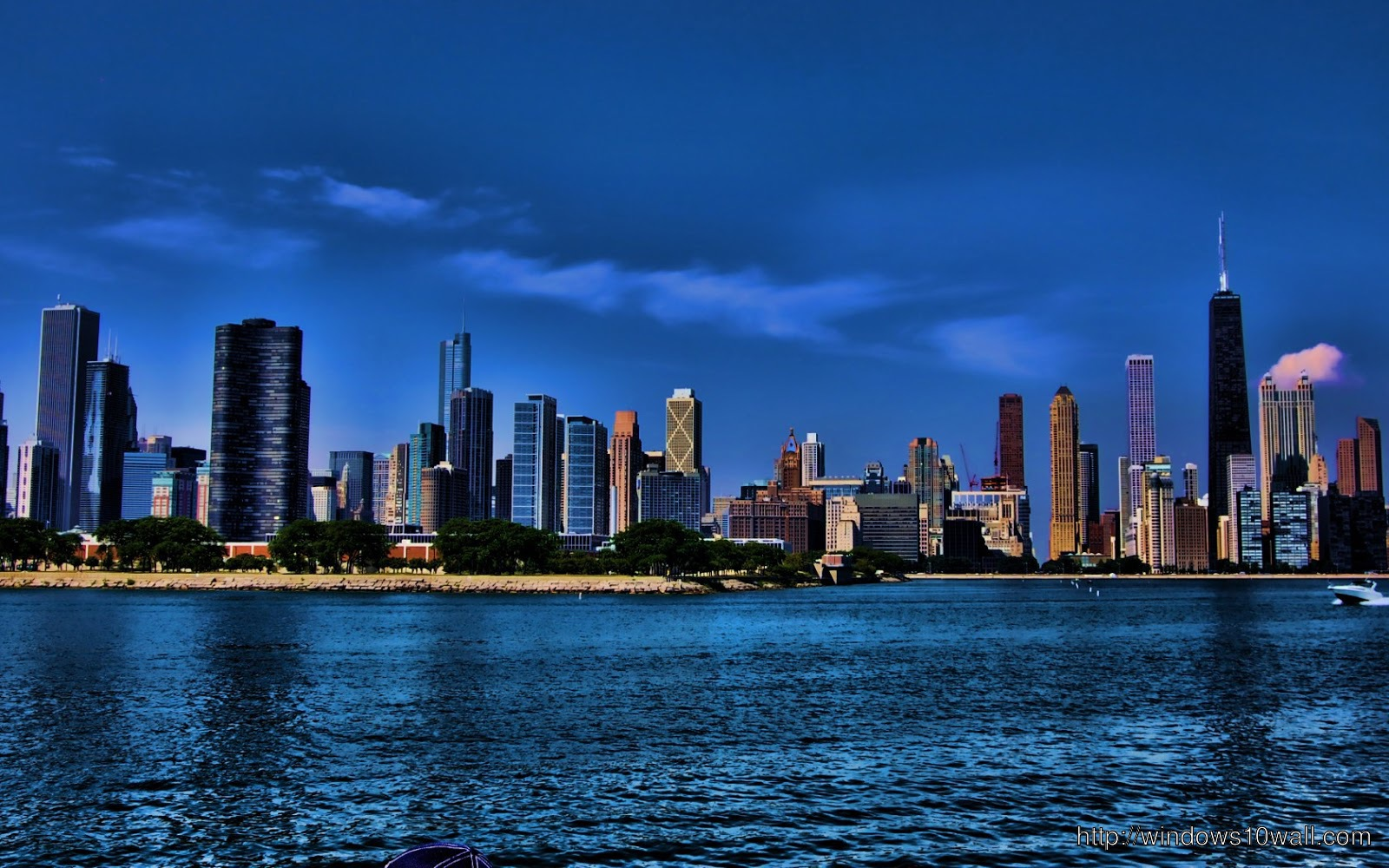 chicago windows 10 wallpapers