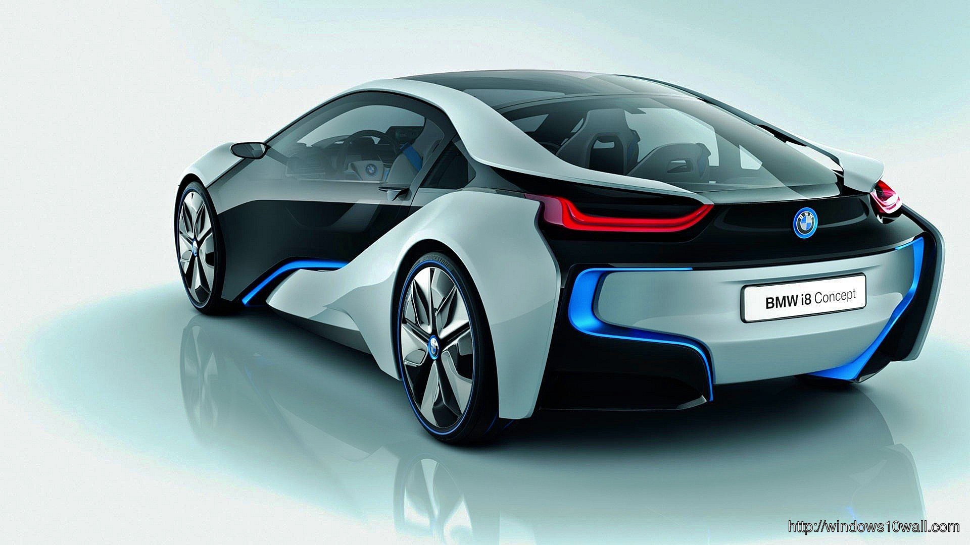 conew bmw i8 concept car hd wallpaper windows 10 wallpapers. Black Bedroom Furniture Sets. Home Design Ideas