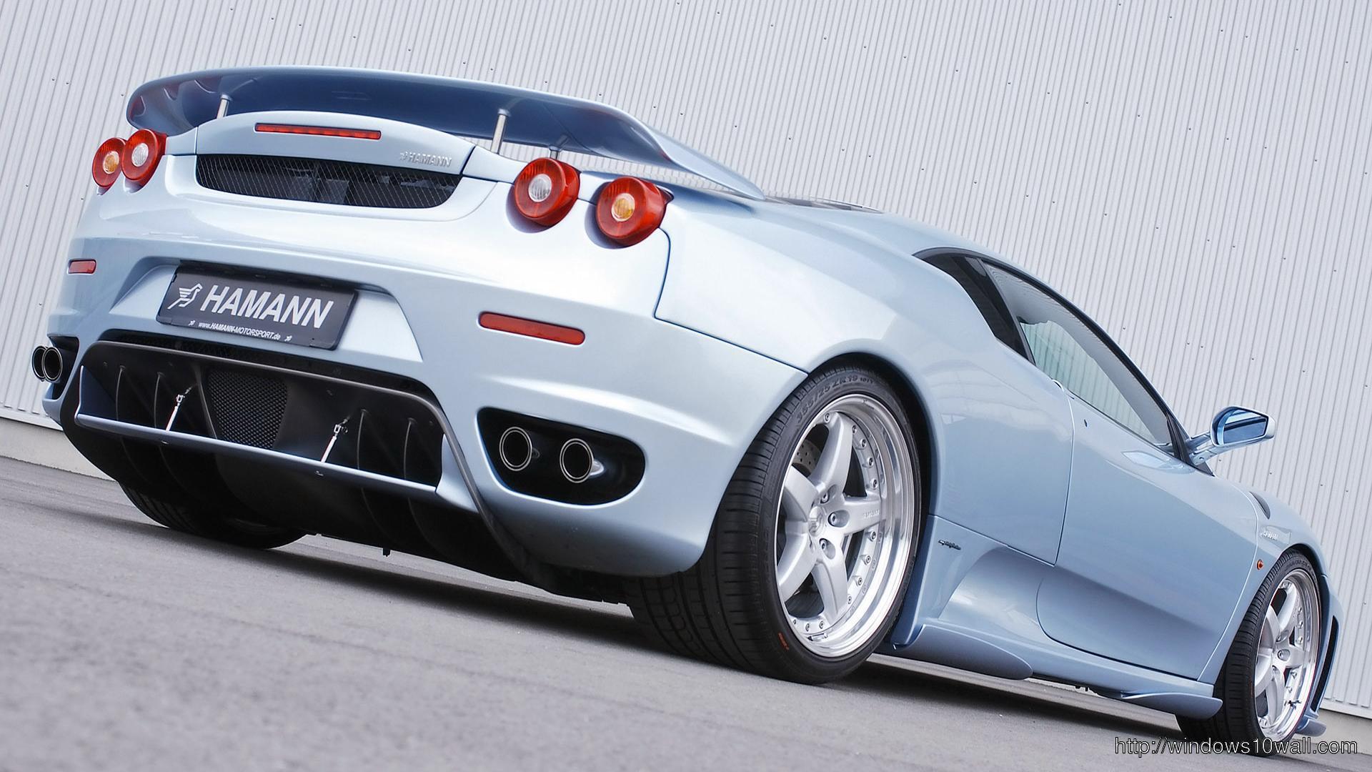 Ferrari F430 HD Wallpaper