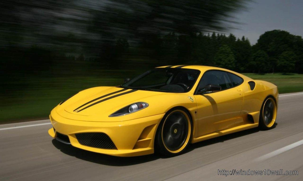 Ferrari f430 yellow hd free download wallpaper windows - Ferrari hd wallpapers free download ...