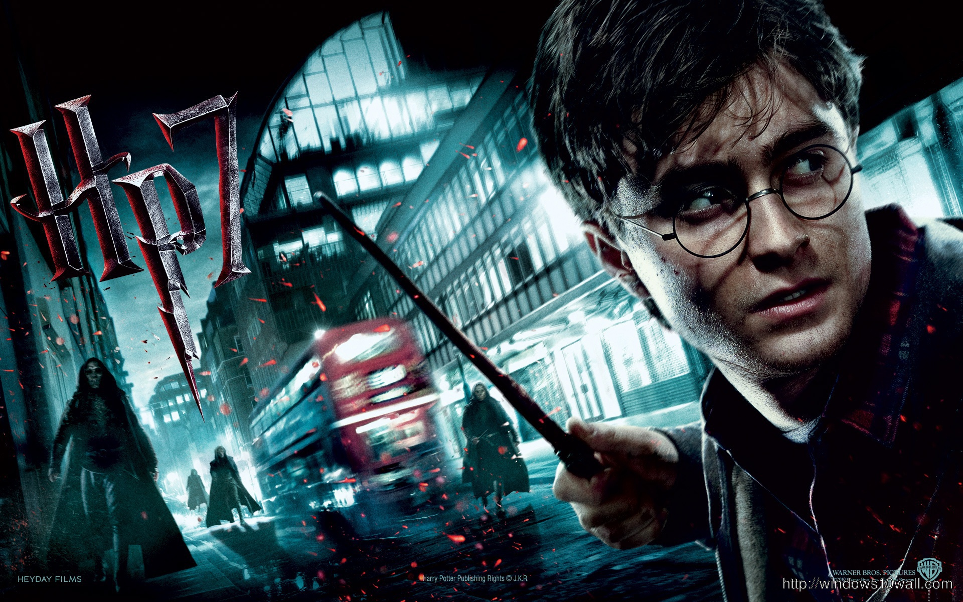 Harry potter 7 deathly hd download wallpaper windows 10 - Harry potter images download ...