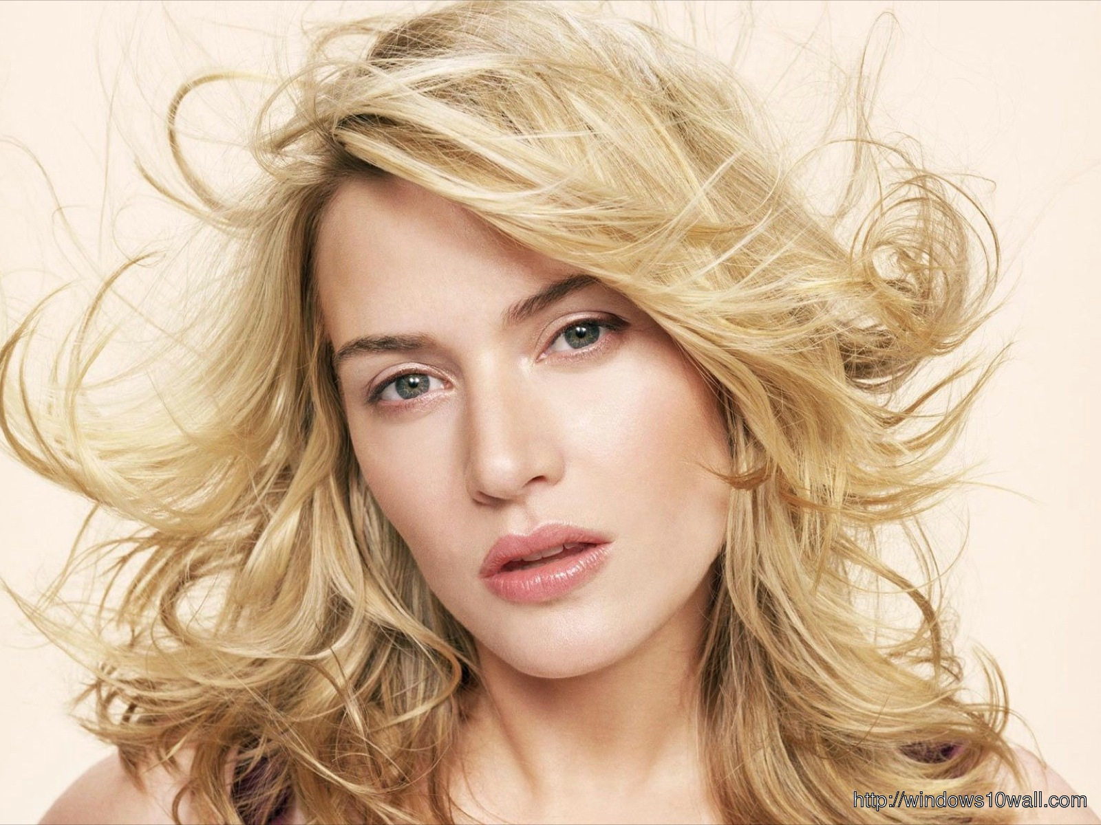 Kate Winslet Latest HD Hollywood Actress Pink Black Dress HD Wallpaper