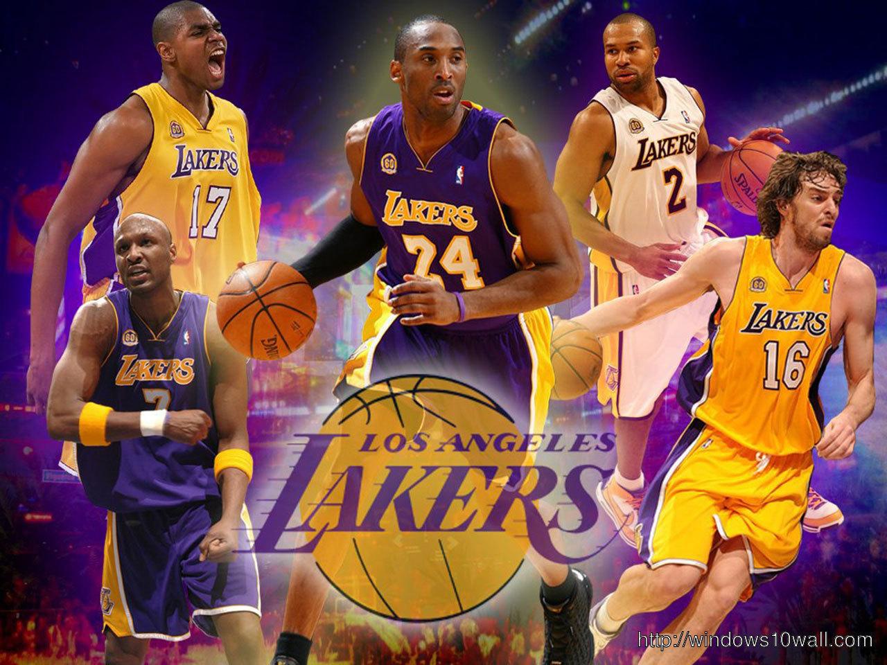 LA-Lakers-HD-Wallpaper