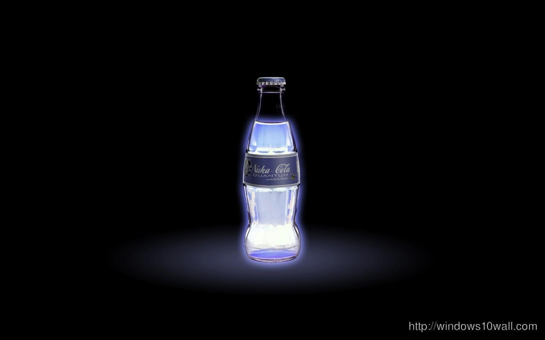 Light-Bottles-Coke-Glow-HD-Wallpaper