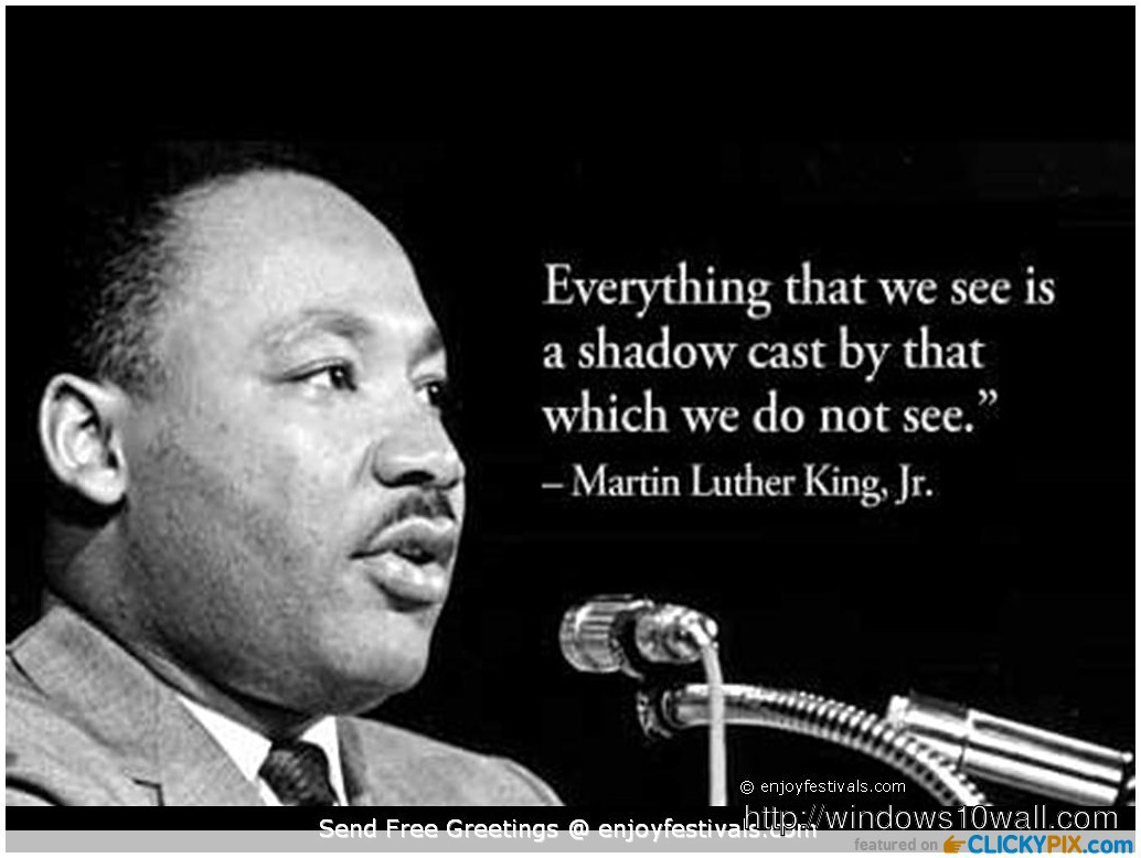 Martin Luther King Jr Quotes Hd Wallpaper Windows 10 Wallpapers