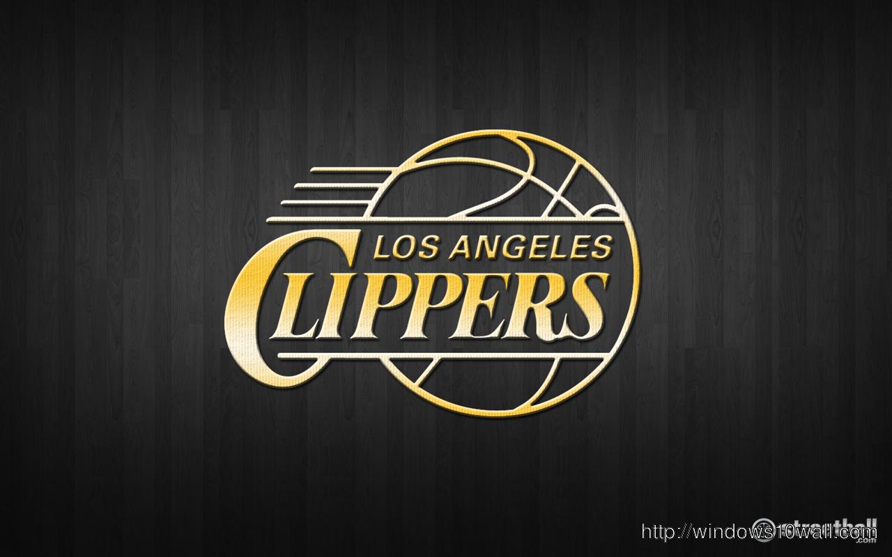 NBA-Los-Angeles-Clippers-Logo-Basketball-Wallpaper
