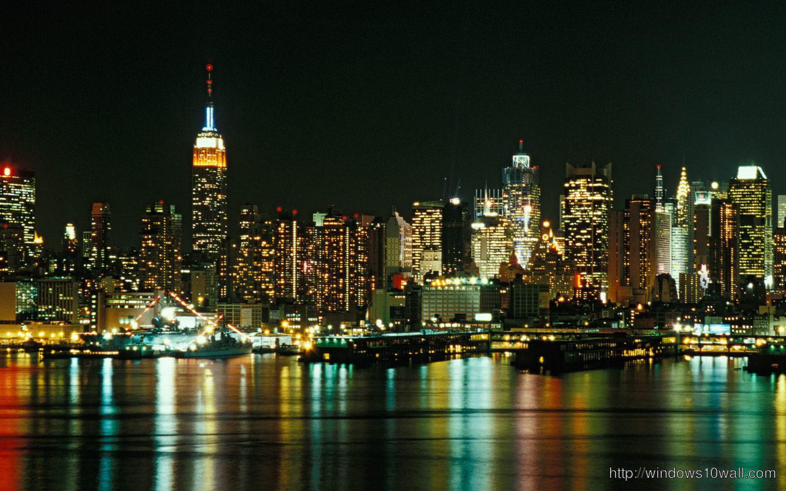 New York City Hd Free Wallpaper Windows 10 Wallpapers
