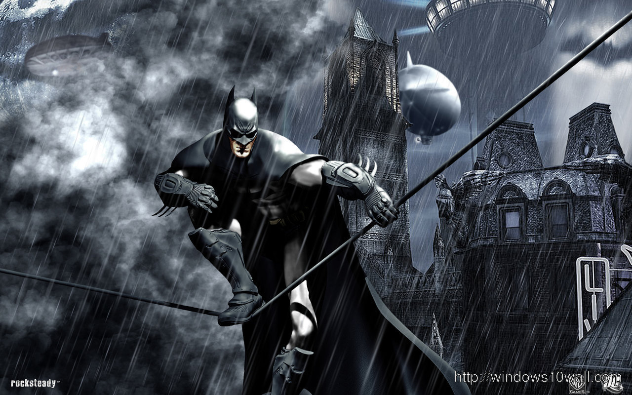 New-batman-arkham-city-hd-Wallpaper