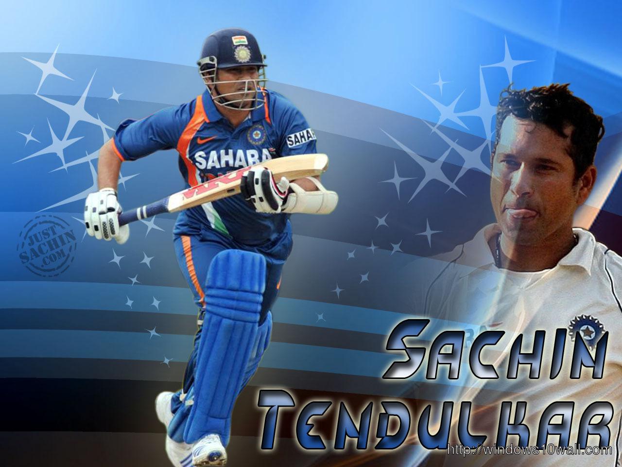 Sachin Tendulkar Hd Wallpaper Windows 10 Wallpapers