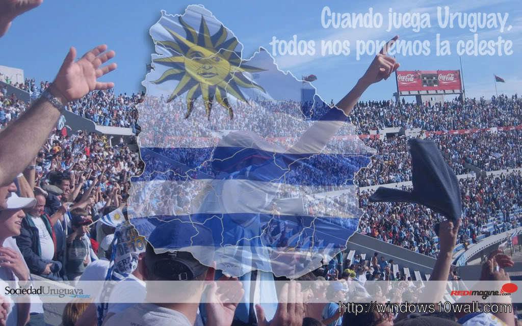 Uruguay-football-team-free-hd-Background-Wallpaper