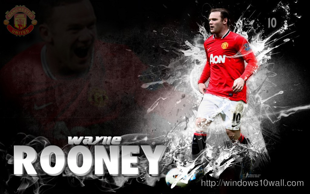 Wayne-Rooney-HD-2013-Download-Background-Wallpaper
