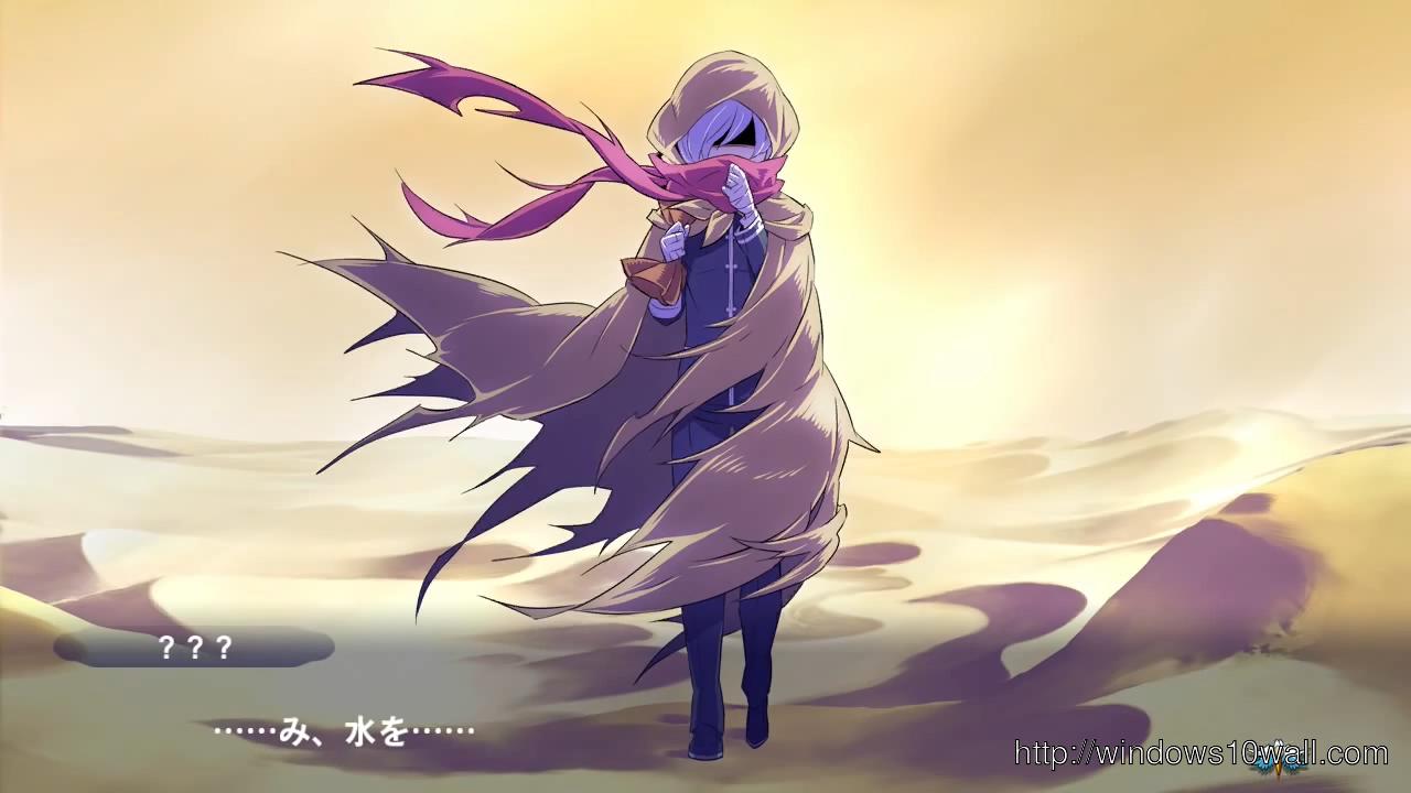 Akabanzu Going Away Background Wallpaper